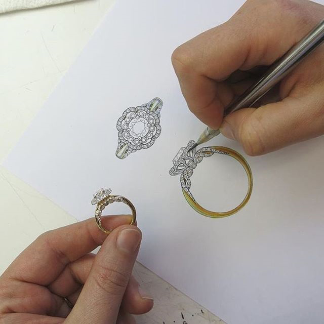 سفارش ساخت طلا ، جواهر و نقره