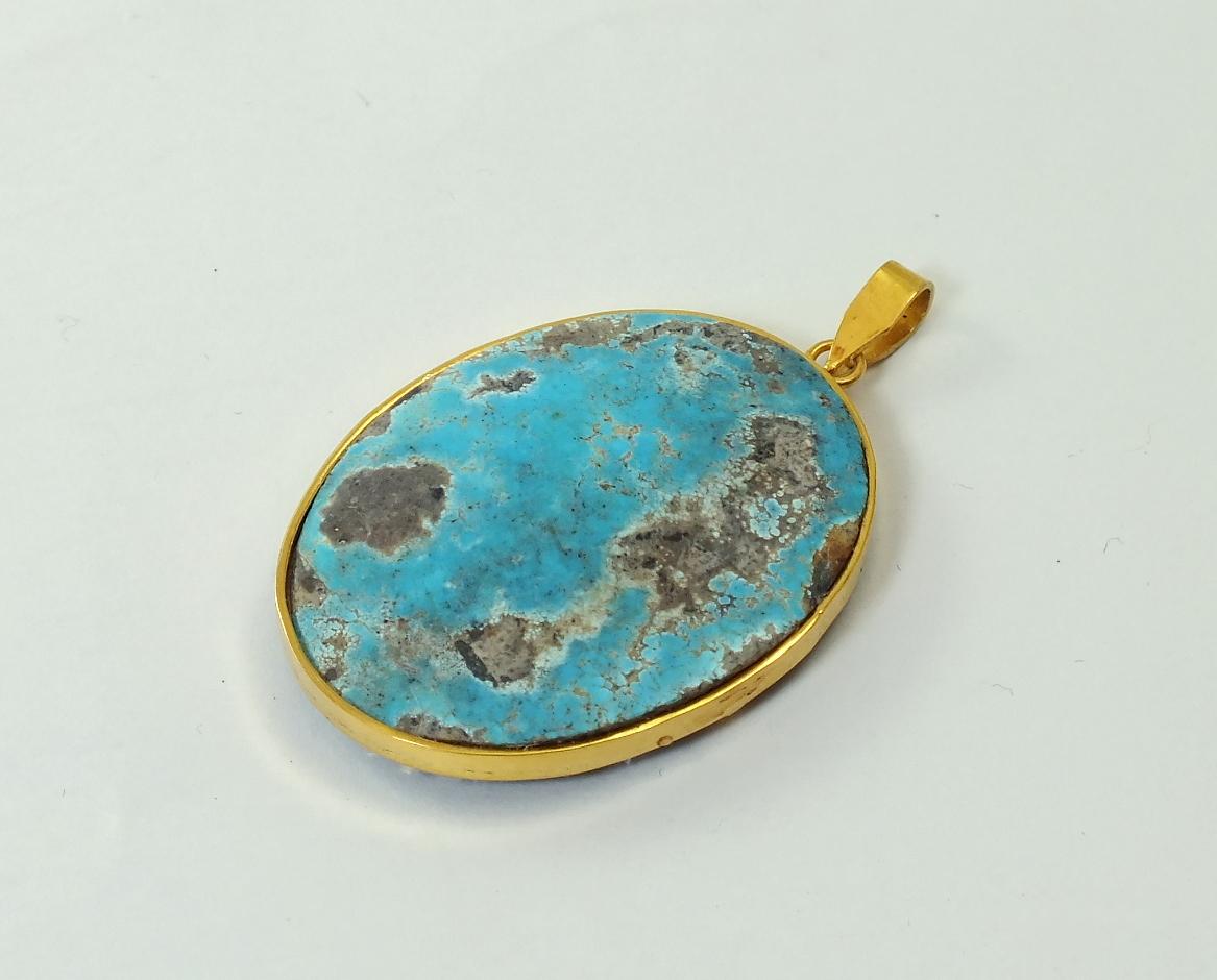 مدال طلای فیروزه