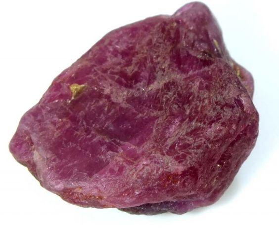 سنگ راف یاقوت سرخ